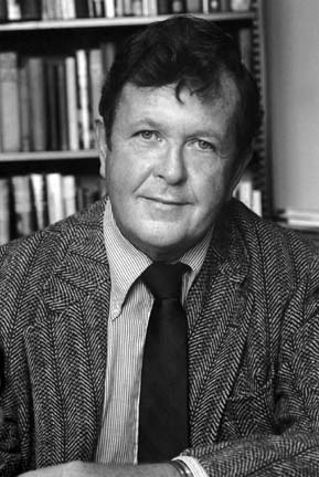 Boston College English Professor and author John McAleer, 1923 - 2003