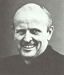 Robert Frederick Drinan, S.J. (November 15, 1920 – January 28, 2007) was a Roman Catholic Jesuit priest, lawyer, human rights activist, and Democratic U.S. Representative from Massachusetts. He was also a law professor at Georgetown University Law Center for the last twenty-six years of his life.