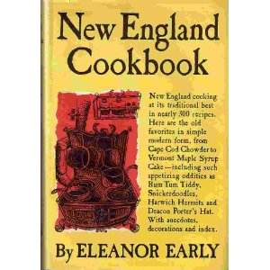Newton, MA native Eleanor Early (1895 - 1969) was a journalist and author of several cookbooks and travel guides.  Her papers are owned by the Burns Library and are accessible in the Burns Library Reading Room.