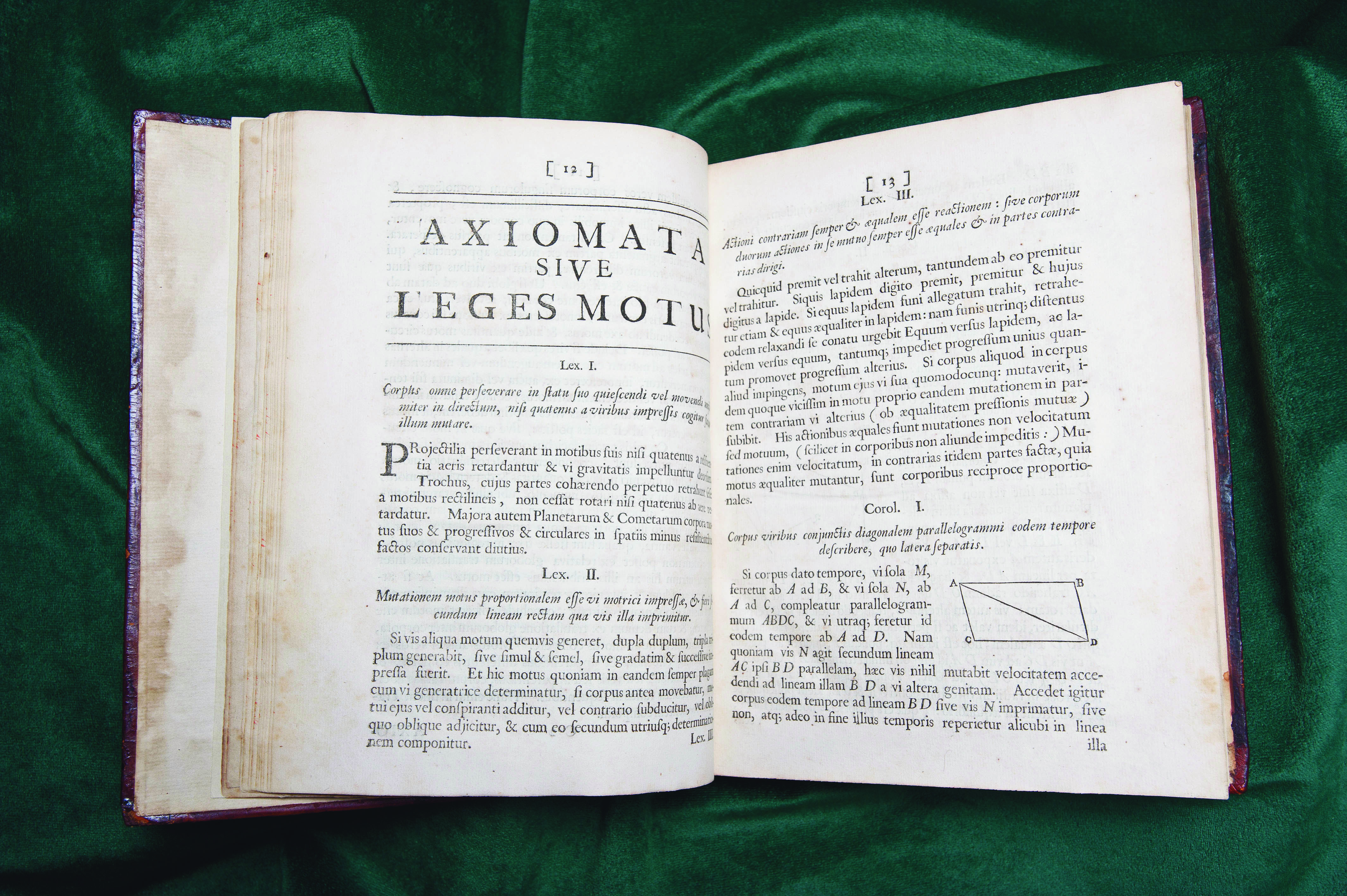 newtons laws of motion
