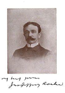 James Jeffrey Roche (31 May 1847, Mountmellick, Queen's County, Ireland – 3 April 1908, Berne, Switzerland) was an Irish-American poet, journalist and diplomat.