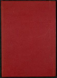 Front cover of De Spiritualibus Nupciis, Burns Room 114 BS1485 .G47 1470.