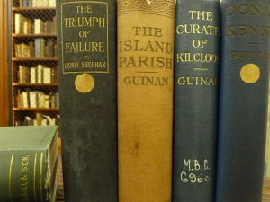 Some of the Novels of Father Guinan and Father Sheehan.