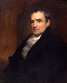 "Portrait of Mathew Carey (1760 - 1839) by John Neagle. This  <a href=""http://www.librarycompany.org/artifacts/painters_neagle.htm"">portrait</a> of Carey is owned by the Library Company of Philadelphia."