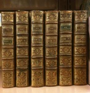 The monumental Histoire du Paraguay, by Pierre-François-Xavier de Charlevoix, SJ