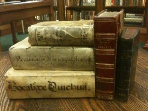 Missioner Dictionaries of Latin America