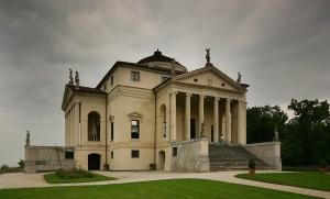 Palladio's Villa Almerico Capra.