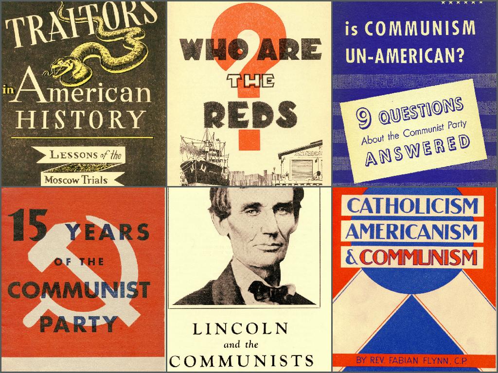 communism in the 20th century