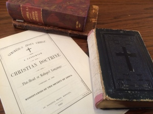 Catechisms and prayer books of North America