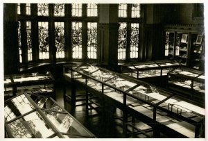 Image of the Thompson Room in 1941