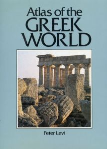 Cover of Atlas of the Greek World