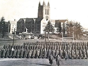 Student Army Training Corps at Boston College