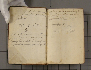 conservation note