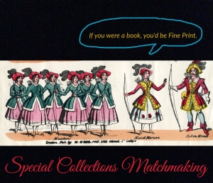 Special Collections Matchmaking Invite