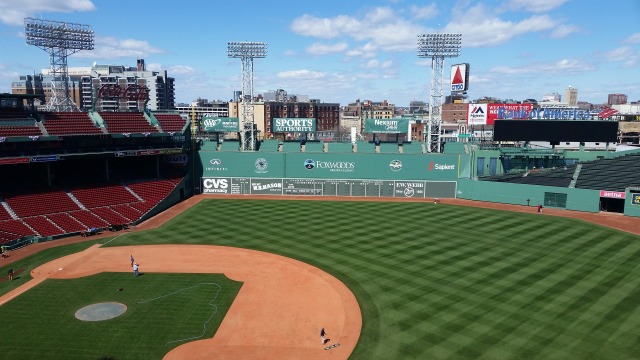 Image of Fenway Park, Boston MA