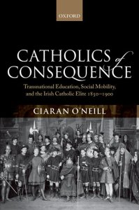 Cover of Catholics of Consequence