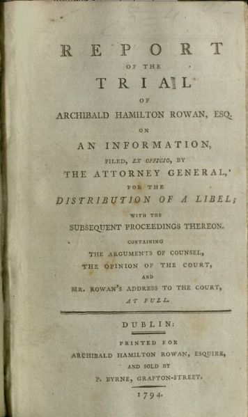 Hamilton Rowan Trial