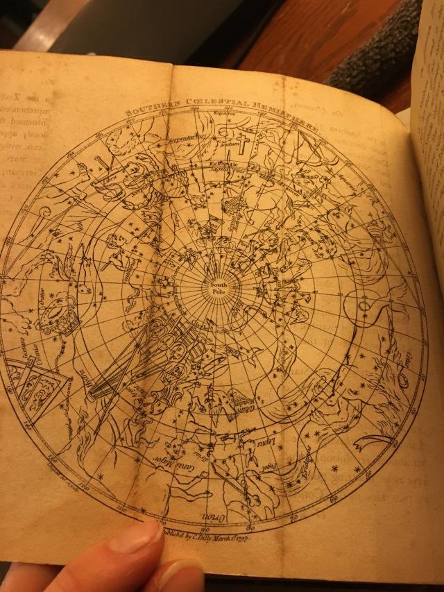 astronmical chart