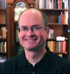 Photo of Jack Kearney, Digital Archives Specialist, Boston College Libraries