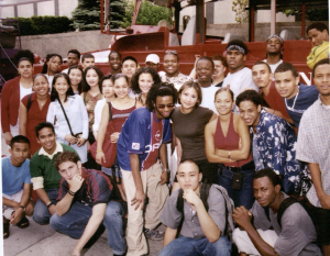 2001 Image of OTE class of 2005.