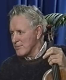 Paddy Cronin in 1990